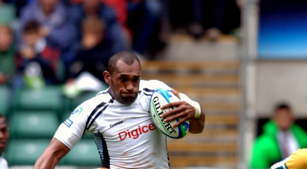 Semisi Naevo played a part in Fiji's shock win over Wales in 2007