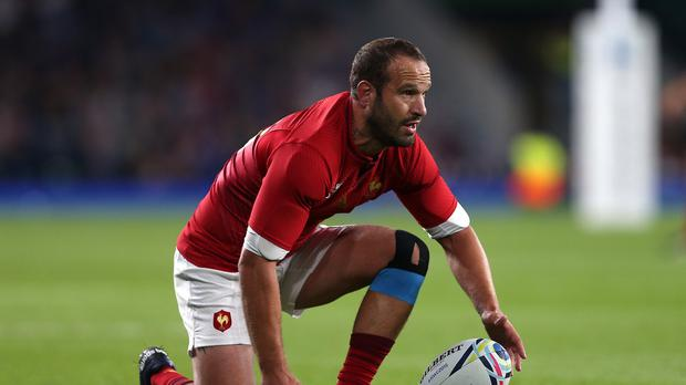 Freddie Michalak has recovered from injury and is enjoying his rugby again