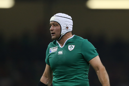 We'll improve: Rory Best