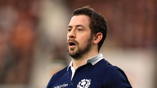 Greig Laidlaw captains Scotland against Japan