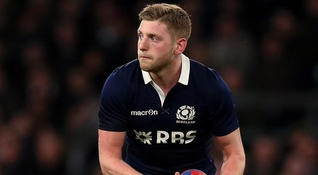 Finn Russell admits his dreams have come true