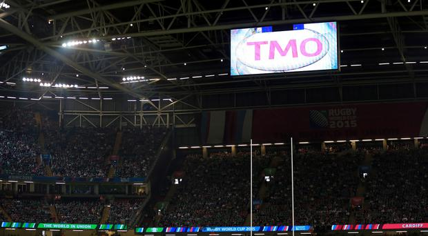 The opening round of the World Cup has been beset by delays involving Television Match Officials