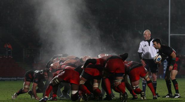 Toulon have made an unusual response to doping allegations