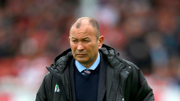 Japan head coach Eddie Jones was full of praise for Scotland