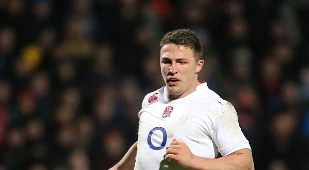 England's Sam Burgess is unconcerned about comments from Wales' Scott Williams or anyone else ahead of Saturday's World Cup clash