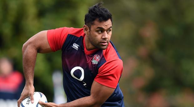 Billy Vunipola will come up against an old friend on Saturday