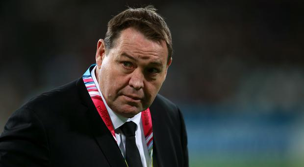 New Zealand coach Steve Hansen believes the quality of the lower ranked sides is improving