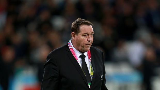 Steve Hansen feels the lower-ranked nations have made big strides
