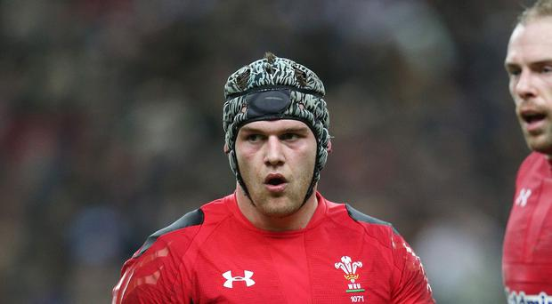 Flanker Dan Lydiate played a starring role as Wales claimed a famous World Cup win against England at Twickenham