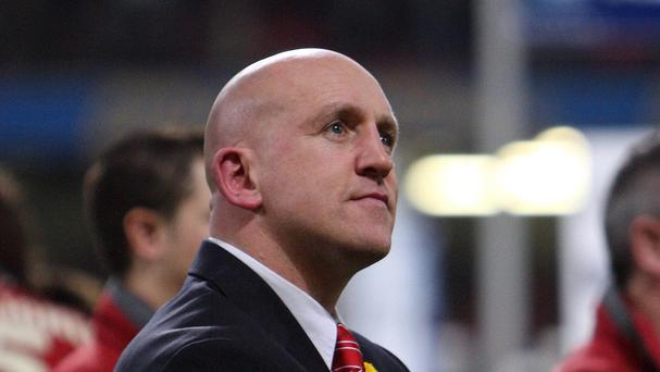 Wales defence coach Shaun Edwards attended church the morning after a stirring World Cup victory over host nation England