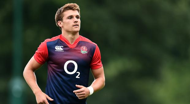 Brian O'Driscoll believes Henry Slade, pictured, should start against Australia