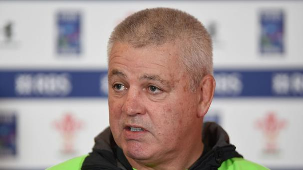 Wales head coach Warren Gatland has seen his team rise to second in rugby union's official world rankings