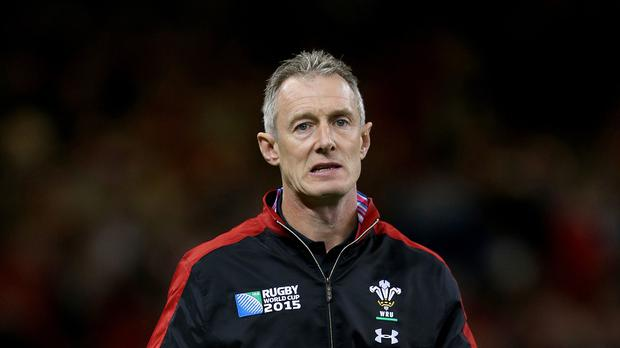 Wales assistant coach Rob Howley is impressed with Dan Biggar