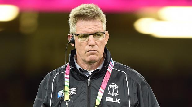 Fiji coach John McKee has made six changes for his side's game against Wales in Cardiff