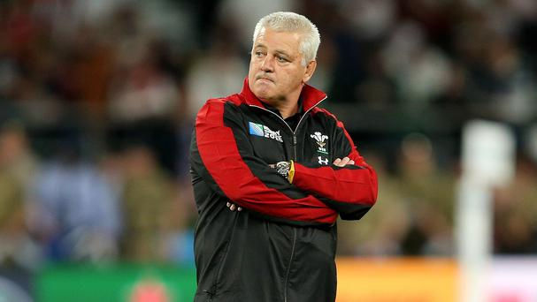 Wales coach Warren Gatland is not letting his players rest on their laurels