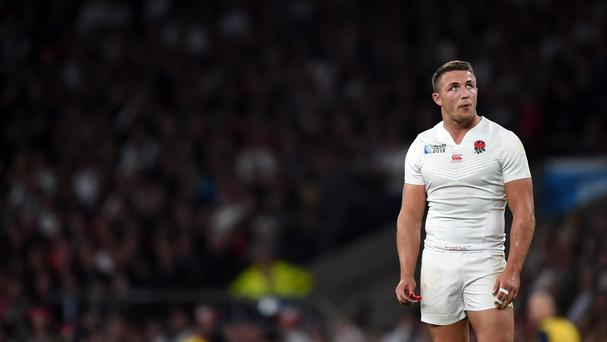File photo dated 26-09-2015 of England's Sam Burgess