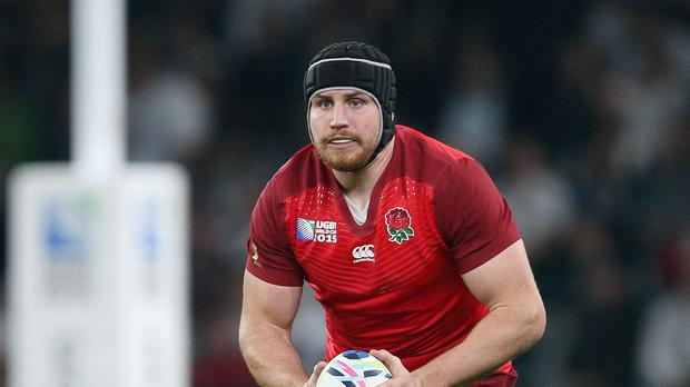 Ben Morgan has called on England's forwards to dominate their Australia counterparts