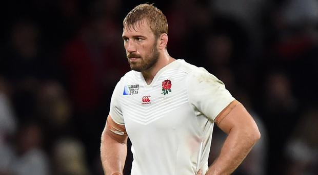 Eddie Jones believes Chris Robshaw, pictured, faces a tough test against Australia