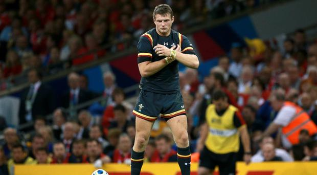 Dan Biggar enjoyed another good evening with the boot