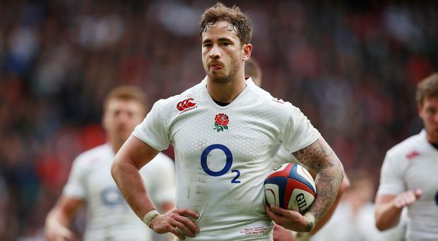 Danny Cipriani has taunted Australia ahead of their clash with England