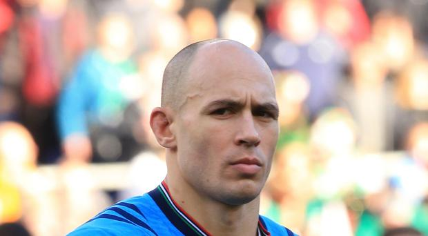 Sergio Parisse has won his battle for fitness and will start against Ireland at the Olympic Stadium