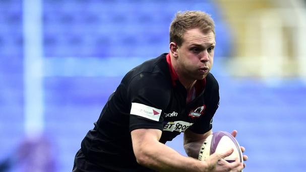 Greig Tonks' kicking helped Edinburgh overcome Ospreys