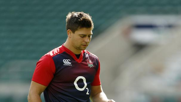 Ben Youngs wants England to come out all guns blazing against Australia