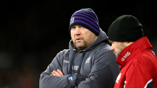 Scotland's forwards coach Jonathan Humphreys is worried about South Africa's driving maul