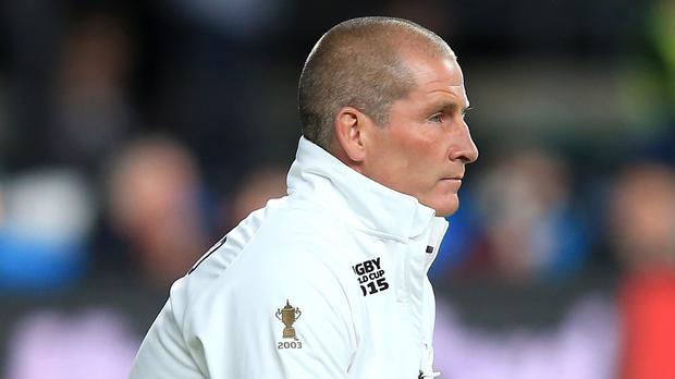 Stuart Lancaster knows England must peak at the right time