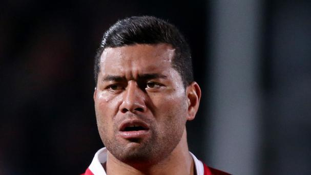 Siale Piutau wants to go on a Puma hunt