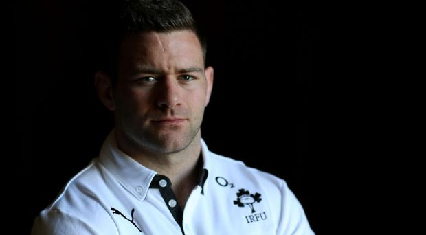 Fergus McFadden showed impressive kicking form on Leinster duty