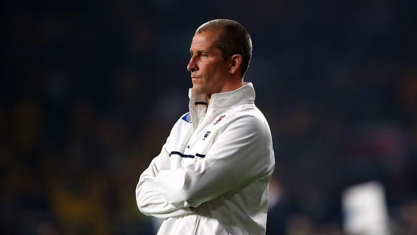 England head coach Stuart Lancaster has called on the country to stay behind his players