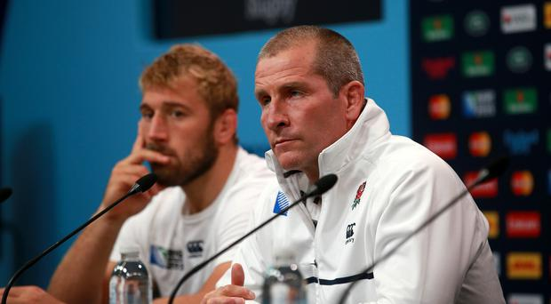 Stuart Lancaster's side are out of the World Cup