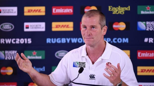 England head coach Stuart Lancaster rejected claims of divisions in the camp