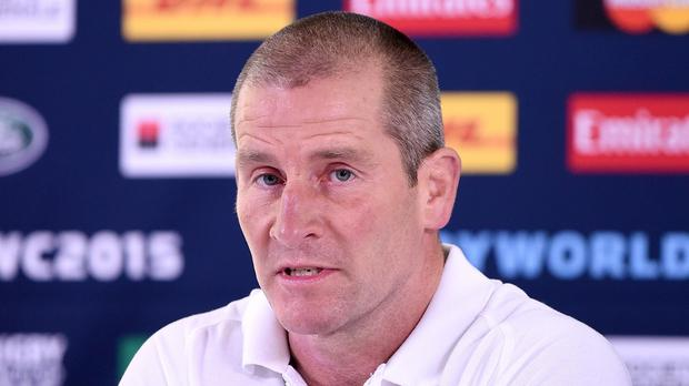 Stuart Lancaster insists he has the final say when it comes to picking the England team