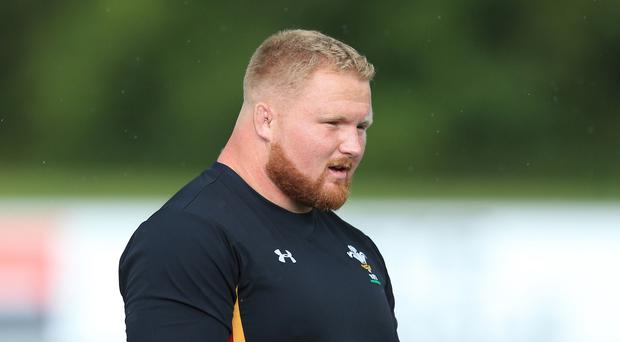 Samson Lee has revealed talk of ghostly goings-on at Wales' World Cup hotel in Surrey.