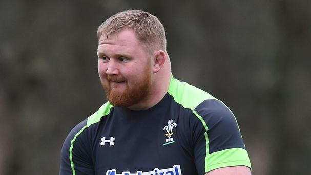 Wales prop Samson Lee is unconcerned by reported ghostly goings-on at the team hotel