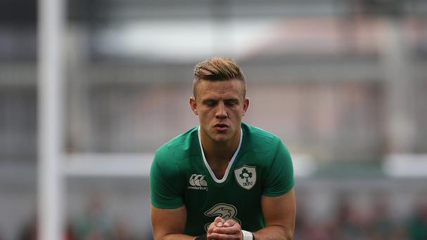 Ian Madigan, pictured, believes Ireland boss Joe Schmidt will trust him to close out Sunday's clash with France in Cardiff