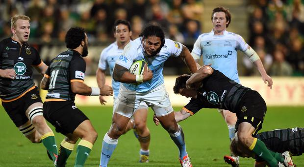 Samoa wing Alesana Tuilagi has received a five-week ban following an act of foul play during the World Cup clash against Japan