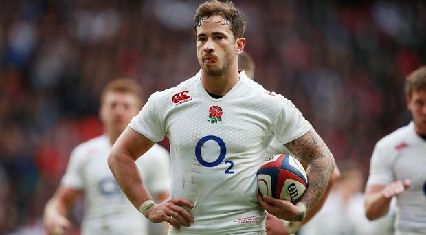 England confirm there was a training ground row between Danny Cipriani, pictured, and Mike Catt