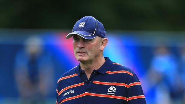 Scotland's head coach Vern Cotter first called up John Hardie in June
