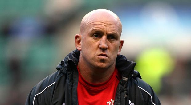 Wales assistant coach Shaun Edwards is plotting a way to stop Australia's thrilling attacking game