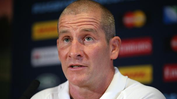 Stuart Lancaster's days as England coach may be numbered