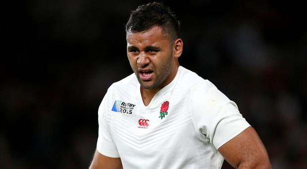 Billy Vunipola spent the entire summer with the England squad at their Surrey training base