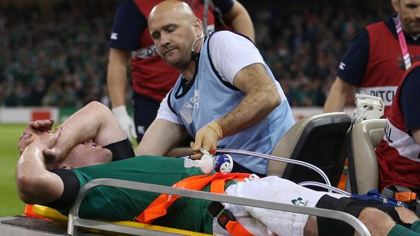 Cian Healy has vowed Ireland will chase World Cup glory to honour injured Paul O'Connell