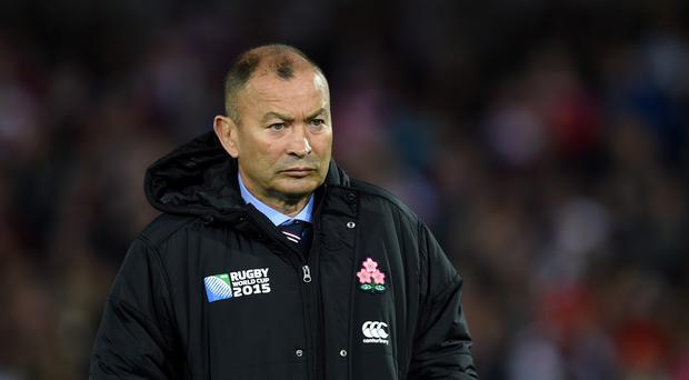 Eddie Jones' Japan side collected three wins in Pool B