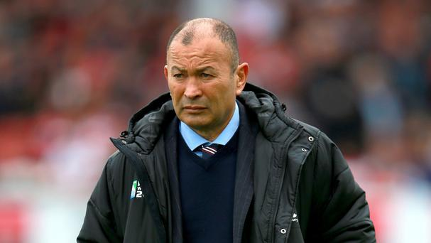 Japan head coach Eddie Jones has been the subject of speculation linking him with a possible England role