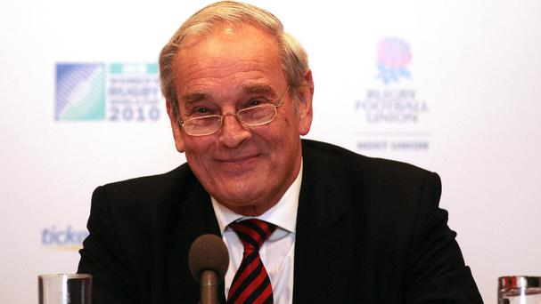 Former RFU chairman Martyn Thomas warned against the appointment of Stuart Lancaster as England coach