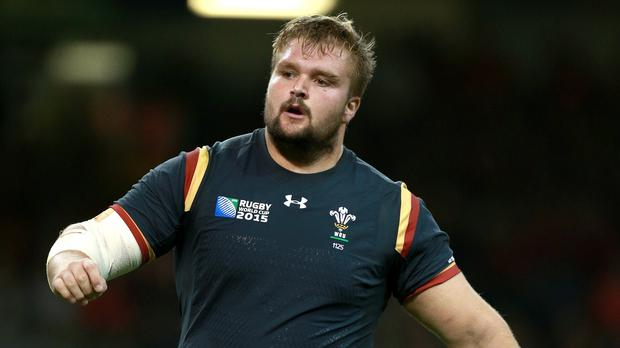 York-born Exeter prop Tomas Francis has made the most of his opportunities with Wales