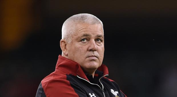 Wales head coach Warren Gatland has named his team for Saturday's World Cup quarter-final against South Africa at Twickenham
